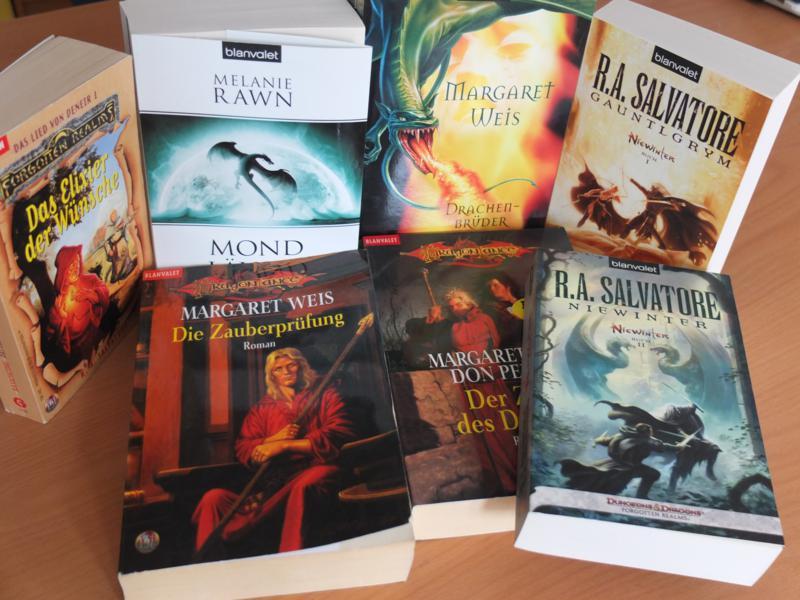 Fantasy-Übersetzungen