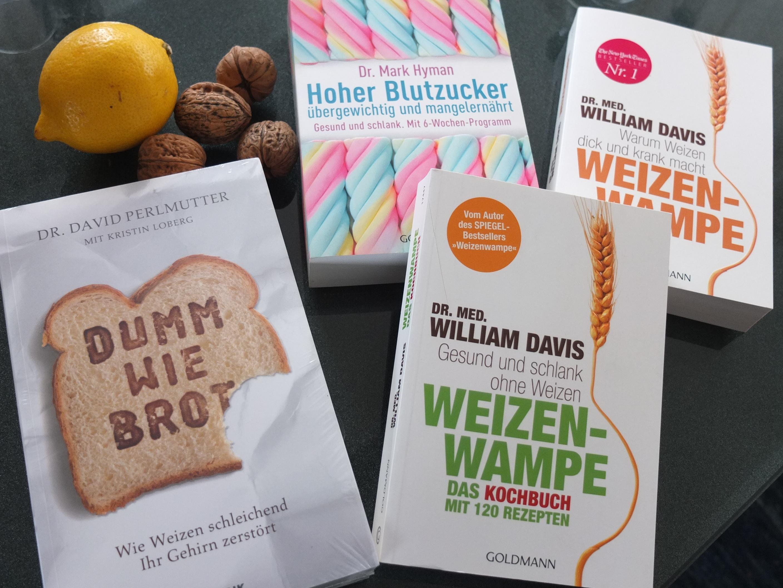 Sachbücher zu Ernährungsfragen, übersetzt von Imke Brodersen