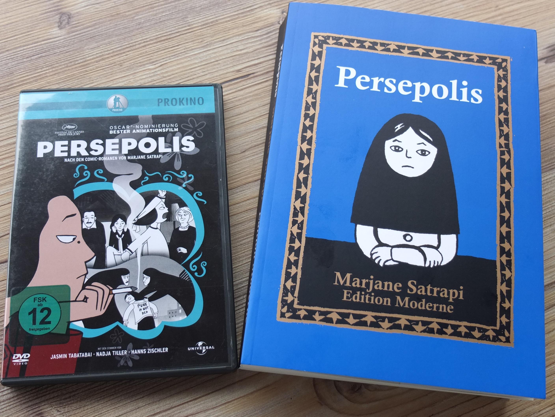 """Buch und Film """"Persepolis"""" - auf der Suche nach Freiheit"""
