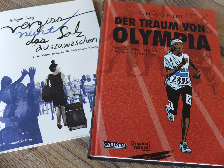 Reinhard Kleist: Der Traum von Olympia